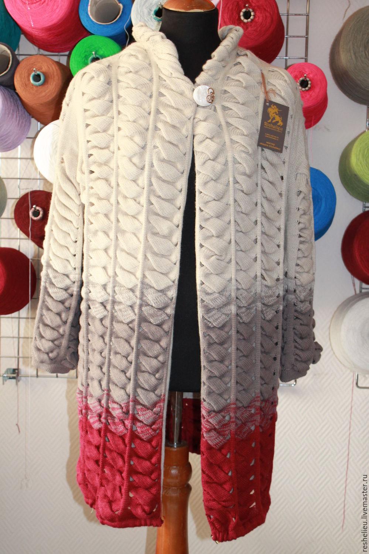 Как брать заказы на вязание