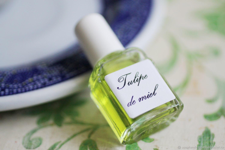 'Tulipe de miel' original perfume, Perfume, Moscow,  Фото №1