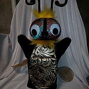 Куклы и игрушки handmade. Livemaster - original item Fly. Glove puppet.. Handmade.