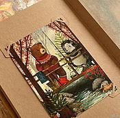 Фотоальбомы ручной работы. Ярмарка Мастеров - ручная работа Уголки для фото. Handmade.