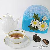 Посуда handmade. Livemaster - original item The tea cosy