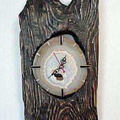 Часы классические ручной работы. Ярмарка Мастеров - ручная работа Часы настенные дерево. Handmade.