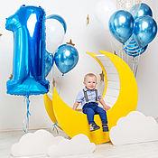 Фото ручной работы. Ярмарка Мастеров - ручная работа Детская фотосессия на день рождения. Handmade.