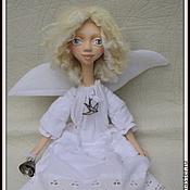 Куклы и игрушки ручной работы. Ярмарка Мастеров - ручная работа Игрушка  Ангел - Хранитель.. Handmade.