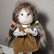 Куклы Тильда ручной работы. Ярмарка Мастеров - ручная работа Куклы Тильда: кукла для интерьера. Handmade.