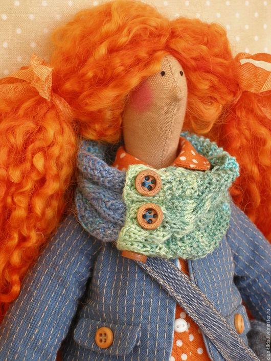 Куклы Тильды ручной работы. Ярмарка Мастеров - ручная работа. Купить Кукла  Тильда ... Юлька:). Handmade. Тильда, тильда купить