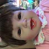 Куклы и игрушки ручной работы. Ярмарка Мастеров - ручная работа Веселая малышка РозМари. Handmade.