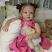 Куклы и игрушки ручной работы. Ярмарка Мастеров - ручная работа Марфушенька (молд Бонни). Handmade.