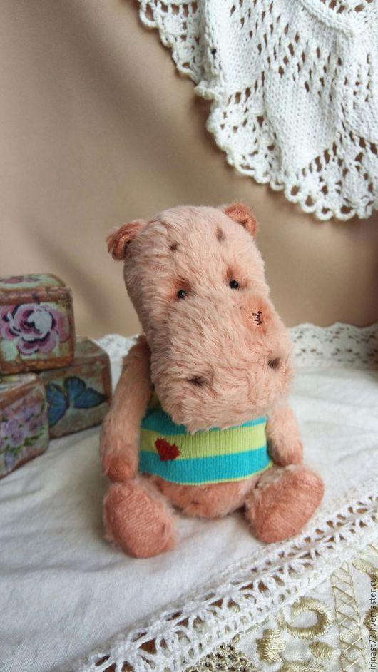 Мишки Тедди ручной работы. Ярмарка Мастеров - ручная работа. Купить Васька. Handmade. Бежевый, друзья тедди, опилки древесные