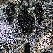 Украшения ручной работы. Ярмарка Мастеров - ручная работа Кулон и серьги. Handmade.