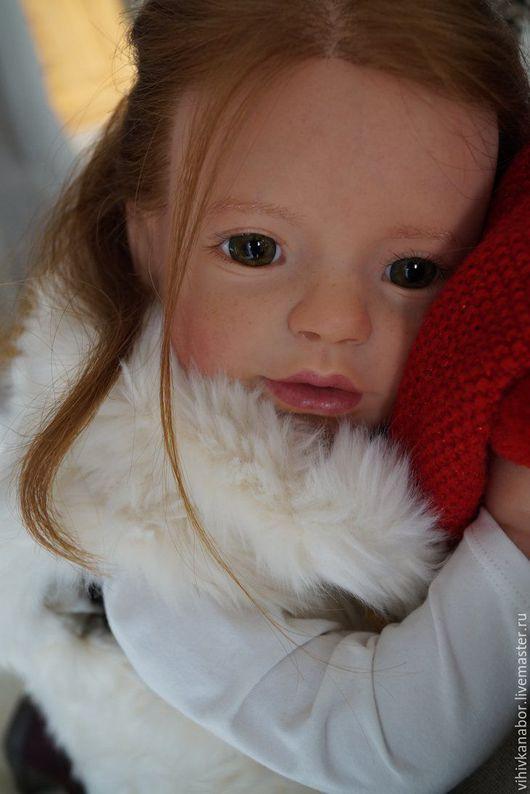 Куклы и игрушки ручной работы. Ярмарка Мастеров - ручная работа. Купить Anna-Lucia от Regina Swialkowski. Handmade. Бежевый, реборнинг