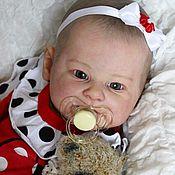 Куклы и игрушки ручной работы. Ярмарка Мастеров - ручная работа Малышка Грета.. Handmade.