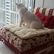 Для домашних животных, handmade. Livemaster - original item Cot for cats or dogs. Handmade.
