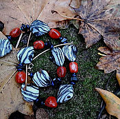 Украшения ручной работы. Ярмарка Мастеров - ручная работа Бусы для шаманки. Handmade.