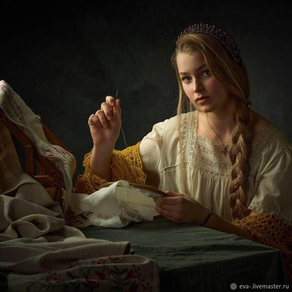 Tiara Embroiderer, Headband, Moscow,  Фото №1