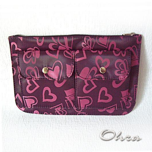 Органайзеры для сумок ручной работы. Ярмарка Мастеров - ручная работа. Купить Тинтамар конверт текстильный (органайзер для сумки). Handmade. Тинтамар