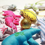 Подарки к праздникам handmade. Livemaster - original item Decorative charms