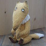 Куклы и игрушки ручной работы. Ярмарка Мастеров - ручная работа Лиса Спарки. Handmade.