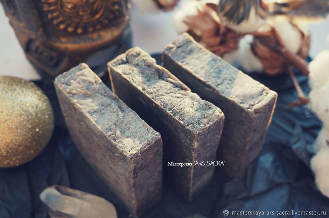 """Алхимическое мыло """"Воскрешение из пепла"""", Мыло, Ковылкино,  Фото №1"""