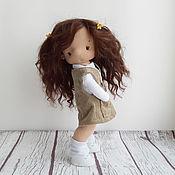 Куклы и пупсы ручной работы. Ярмарка Мастеров - ручная работа Кукла текстильная интерьерная ручной работы. Handmade.