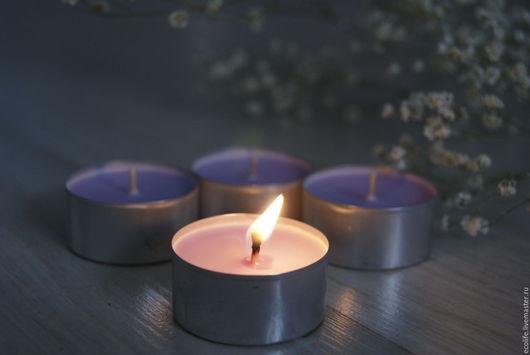 Соевая свеча Лаванда