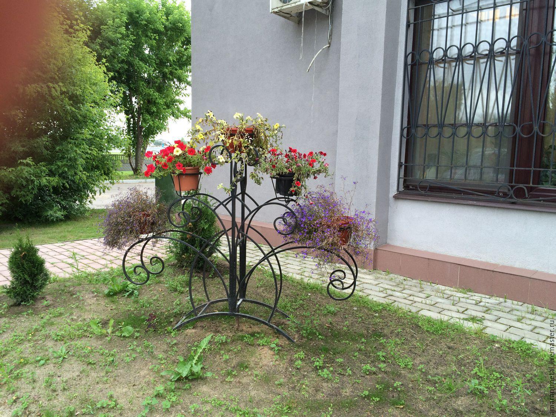Подставка под цветы, Вазоны, Раменское, Фото №1