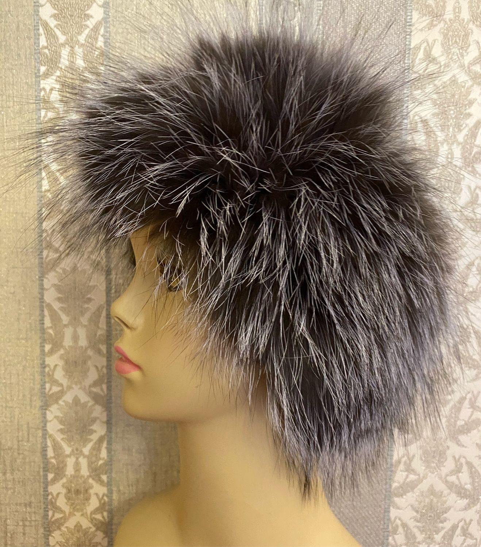 Fur armband ' silver Fox', Bandage, Moscow,  Фото №1