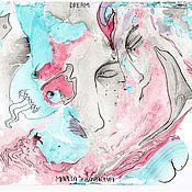 Картины и панно ручной работы. Ярмарка Мастеров - ручная работа Dream - Сон. Handmade.