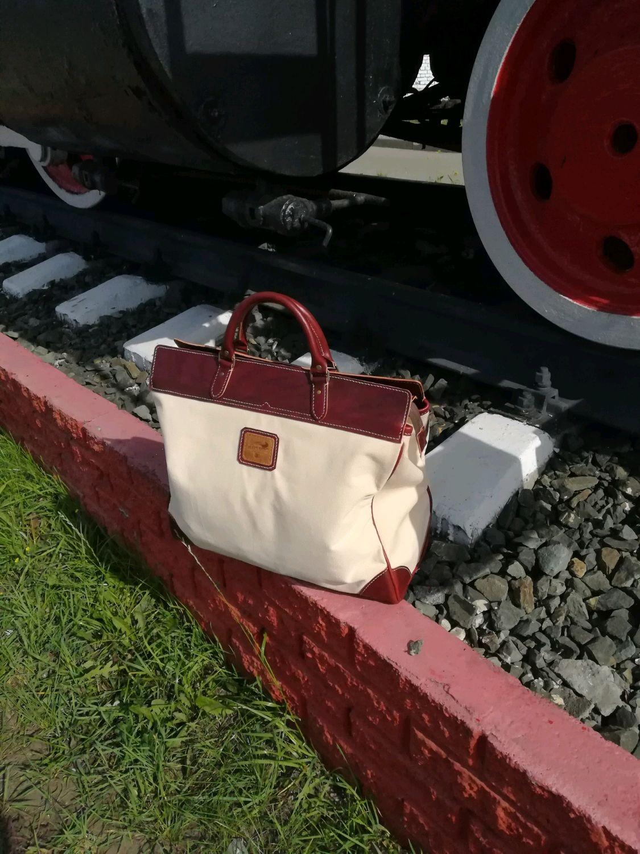 Travel bag, Men\'s bag, Barnaul,  Фото №1