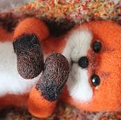 Куклы и игрушки ручной работы. Ярмарка Мастеров - ручная работа Лисенок Викси. Handmade.