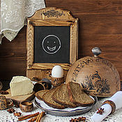 Для дома и интерьера handmade. Livemaster - original item Bread-the bell the Cloche country