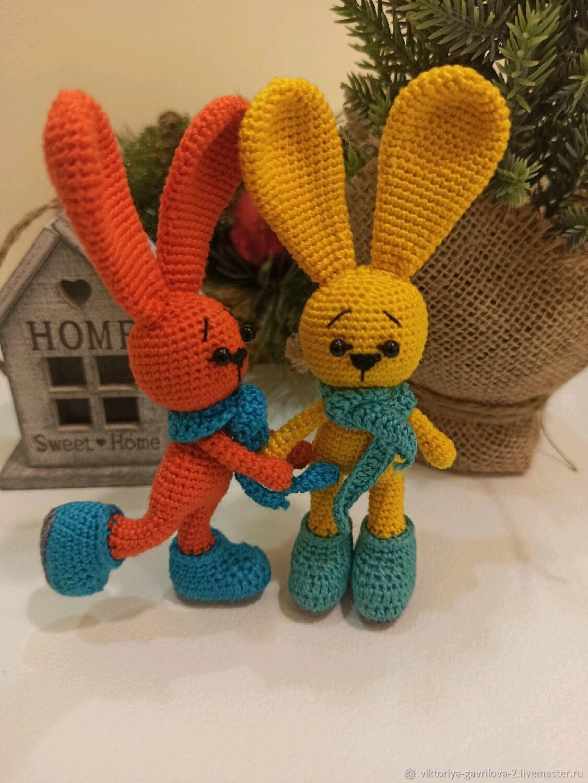 Влюблённые зайцы, Мини фигурки и статуэтки, Днепр,  Фото №1