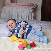 Куклы и игрушки ручной работы. Ярмарка Мастеров - ручная работа Кукла реборн Ноэль 3. Handmade.