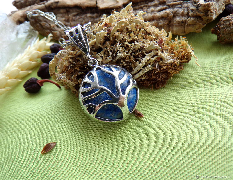 Talisman pendant with lapis lazuli. Reserve, Amulet, Ekaterinburg,  Фото №1