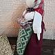 Народные куклы ручной работы. Кукла на беременность.. Галина Ярошенко (kukolkijavi). Ярмарка Мастеров. Батист, кукла в подарок, подарок женщине