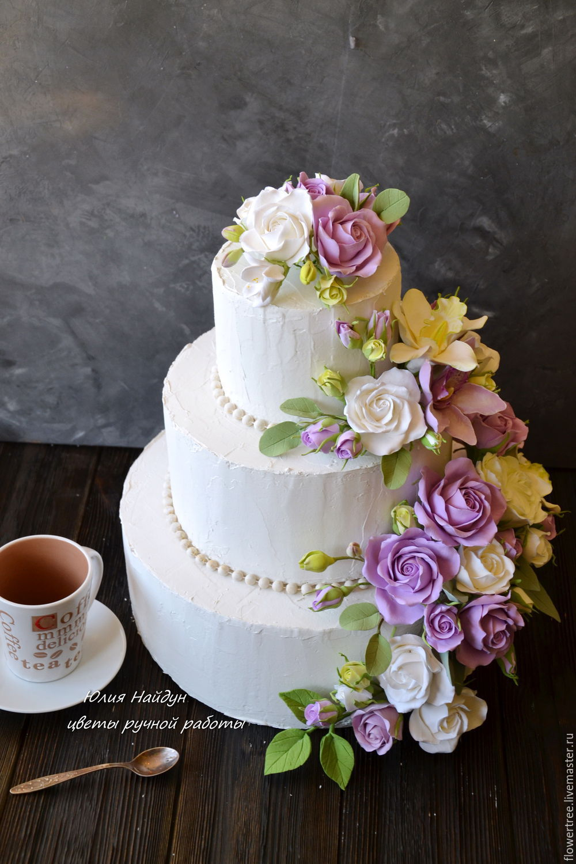 Бутафорский торт на свадьбу своими руками
