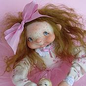 """Куклы и игрушки ручной работы. Ярмарка Мастеров - ручная работа """"Холли"""". Handmade."""