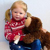 Кукла реборн Катюшка- 5 Продана