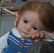 Куклы и игрушки ручной работы. Ярмарка Мастеров - ручная работа кукла реборн Молли, молд Frida( Karola Wegerich). Handmade.