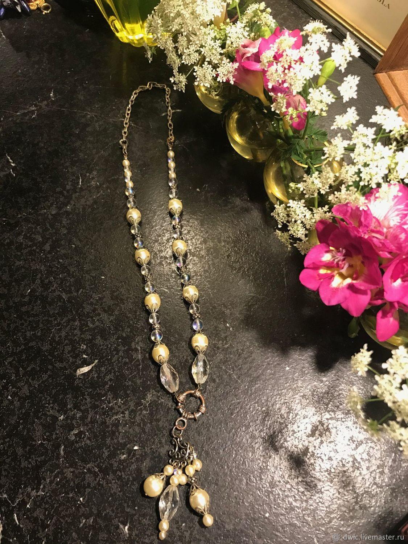 Decoration 'Margo', The Netherlands, Vintage necklace, Arnhem,  Фото №1