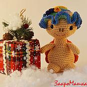 """Куклы и игрушки ручной работы. Ярмарка Мастеров - ручная работа мягкая игрушка """"Черепашка Фрося"""". Handmade."""