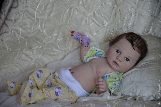 Куклы-младенцы и reborn ручной работы. Ярмарка Мастеров - ручная работа. Купить Кукла реборн Инночка. Handmade. Кукла реборн