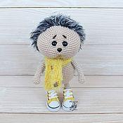 Куклы и игрушки handmade. Livemaster - original item hedgehog Eroshka. Handmade.