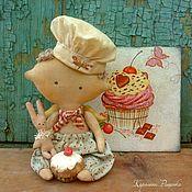 Куклы и игрушки ручной работы. Ярмарка Мастеров - ручная работа Поварёнок. Handmade.