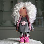 Куклы и пупсы ручной работы. Ярмарка Мастеров - ручная работа Куколка текстильная Кукла интерьерная Кукла подарок. Handmade.