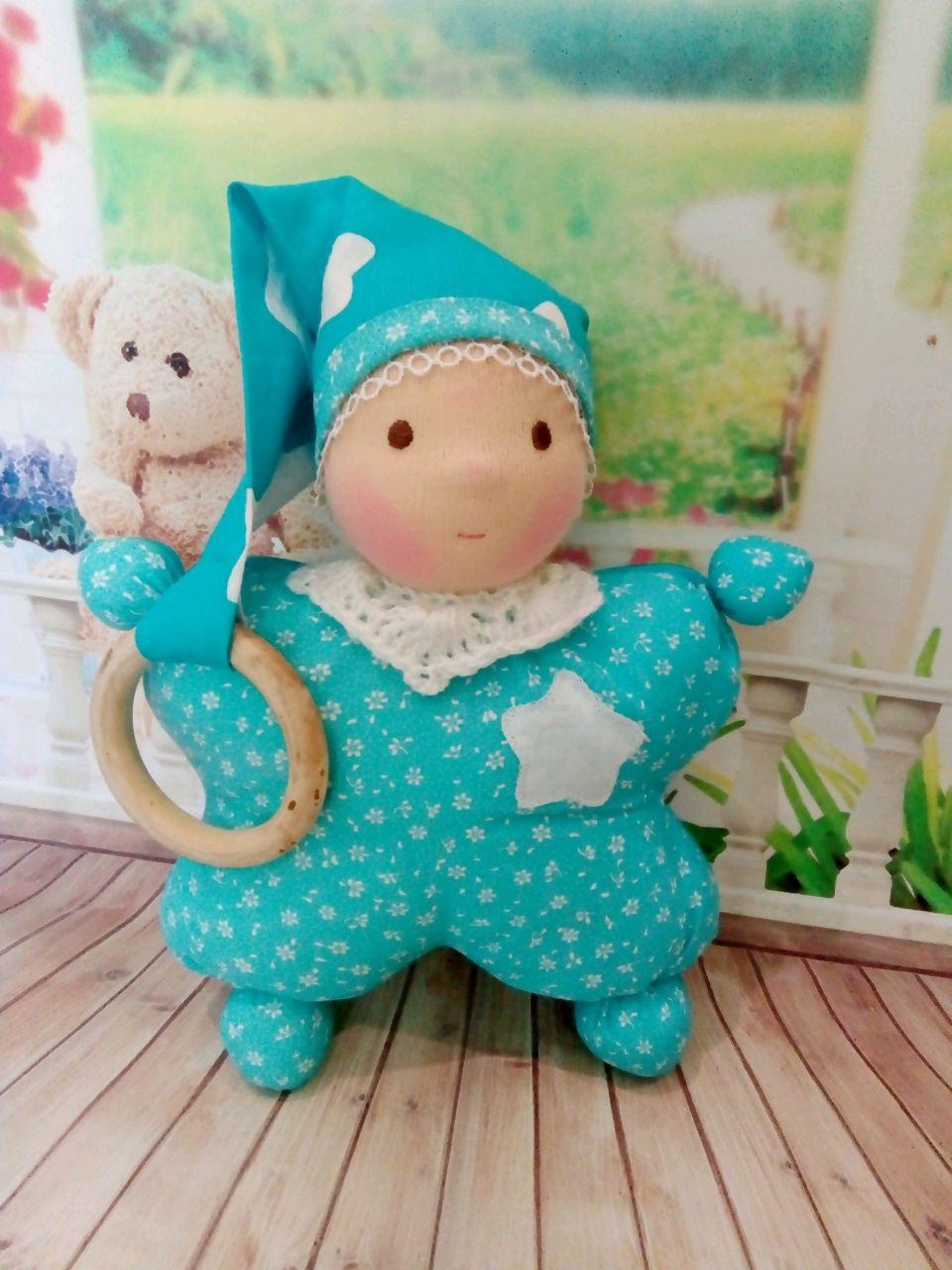 Кукла-бабочка!, Вальдорфские куклы и звери, Сызрань,  Фото №1
