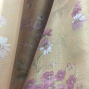 Для дома и интерьера handmade. Livemaster - original item Sale Tulle (ready) veil with flowers. Handmade.