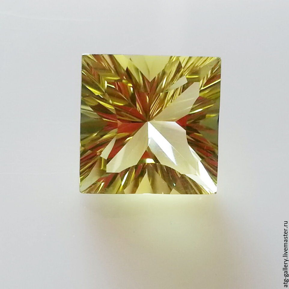 Citrine gold martha stewart