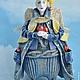 Коллекционные куклы ручной работы. Джинсовый Ангел. Радуга Гульнара Мухтарова (Rainbow-Dolls). Ярмарка Мастеров. Кукла, кукла в подарок