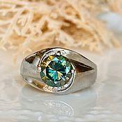 Украшения handmade. Livemaster - original item 21p Diamond ring